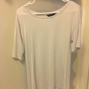 white banana republic t shirt